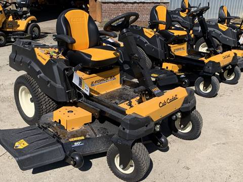 2019 Cub Cadet Z-Force SX60 for sale in Kinston, NC