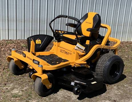2019 Cub Cadet Ultima ZT2 60 for sale in Kinston, NC