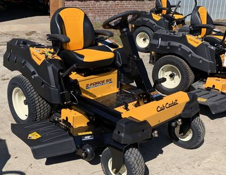 2019 Cub Cadet Z Force SX48 for sale in Kinston, NC