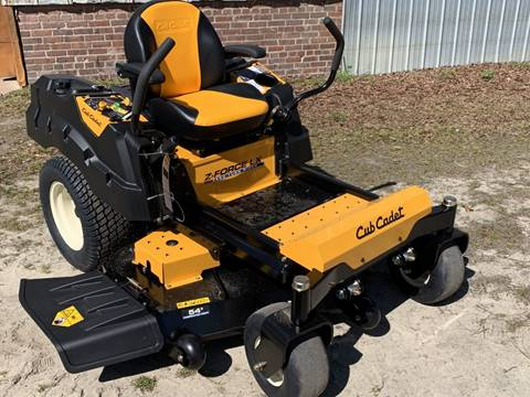 2019 Cub Cadet Z Force LX54 for sale in Kinston, NC