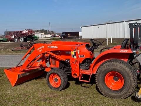 2016 Kubota l2501hst for sale in Elizabeth City, NC