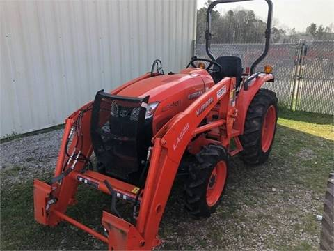 2016 Kubota L3901HST for sale in Sims, NC