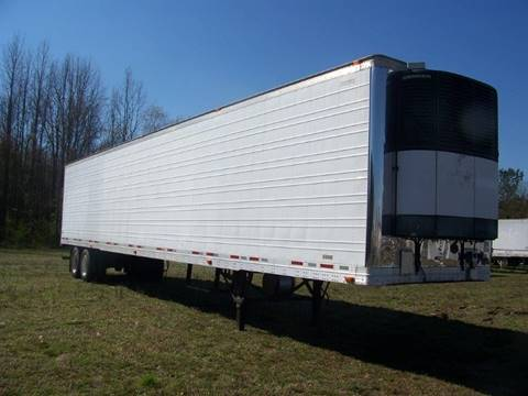 2007 Wabash Reefer for sale in Wilson, NC