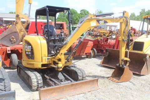 2015 Caterpillar 303.5E for sale in Thomasville, NC