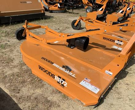 2019 Woods BB72X Rotary Cutter 72 for sale in Kinston, NC