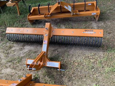 2019 Woods LRS84P Landscape Rake 7ft for sale in Kinston, NC