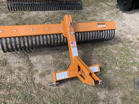 2019 Woods LRS72P Landscape Rake 6ft for sale in Kinston, NC