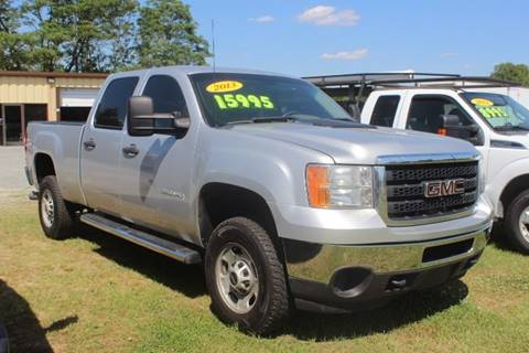 2013 GMC Sierra 2500HD for sale in Princeton, NC