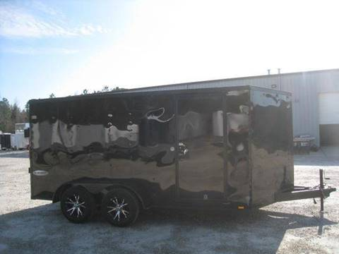 2019 Look Trailers Element 7 x 14 Vnose for sale in Hope Mill, NC