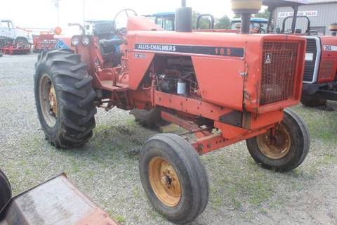 1976 Allis Chalmers 185 for sale at Vehicle Network - Joe's Tractor Sales in Thomasville NC