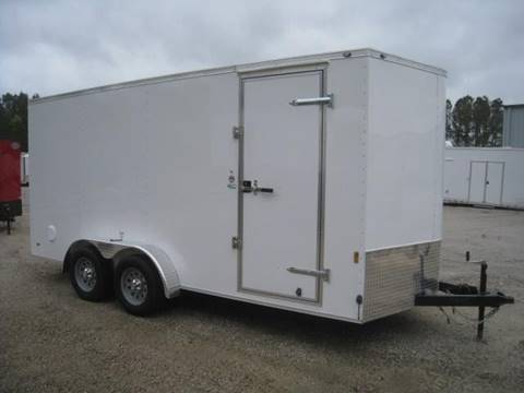 2020 Continental Cargo Sunshine 7 x 16 Vnose for sale in Hope Mill, NC