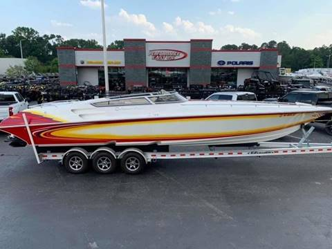 2005 Fountain 35 LIGHTNING for sale in Sims, NC