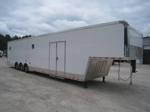 2017 Cargo Mate Eliminator 44 Gooseneck Loaded for sale in Hope Mill, NC
