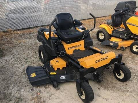 2014 Cub Cadet Z-FORCE L60 for sale in Sims, NC