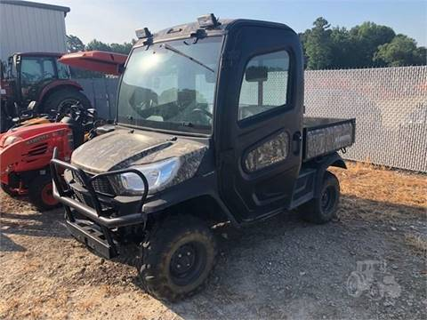 2017 Kubota RTV-X1100CRL-A for sale in Sims, NC