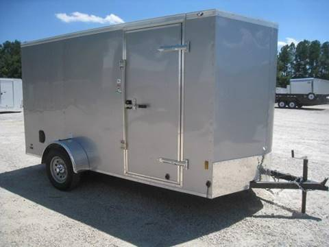 2020 Continental Cargo Sunshine 6 x 12 Vnose for sale in Hope Mill, NC