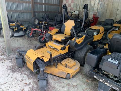 Cub Cadet Tank LZ54 for sale in Kinston, NC
