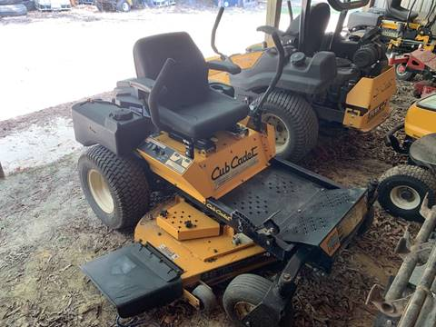Cub Cadet Z Force 48 for sale in Kinston, NC