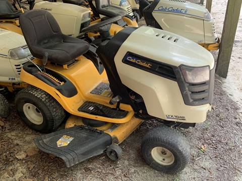 Cub Cadet LTX 1042 Hydro for sale at Vehicle Network - Mills International in Kinston NC