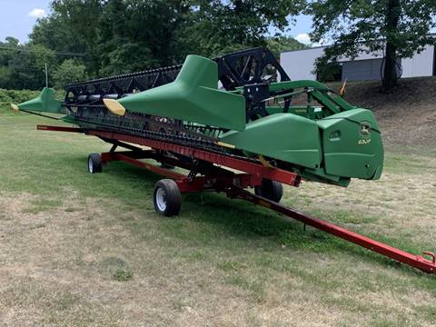 2010 John Deere F630 Flex Head for sale in Kinston, NC
