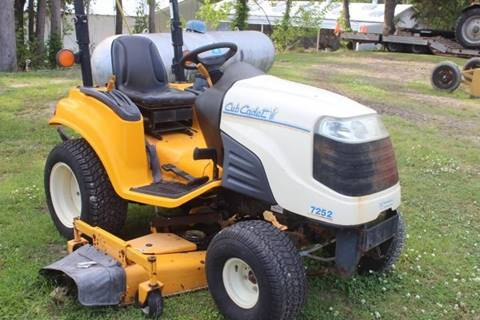 Cub Cadet 7252 for sale in Kinston, NC