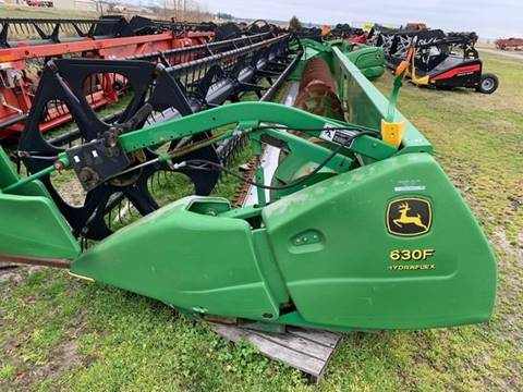 John Deere 630F for sale in Elizabeth City, NC
