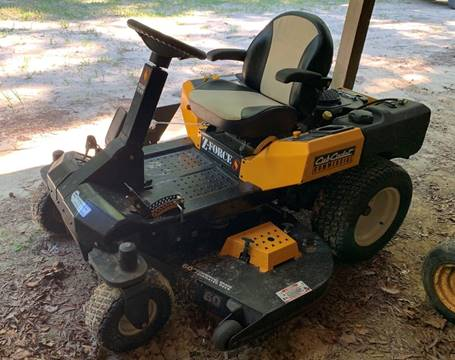 Cub Cadet For Sale in Apex, NC - Vehicle Network