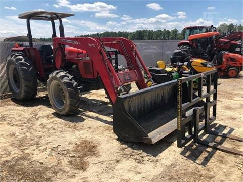 2004 MASSEY-FERGUSON 471 for sale in Sims, NC