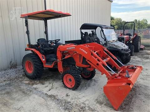 2015 Kubota B3350HSD for sale in Sims, NC