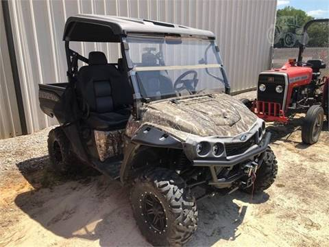 2016 MAHINDRA MPACT XTV 750S for sale in Sims, NC