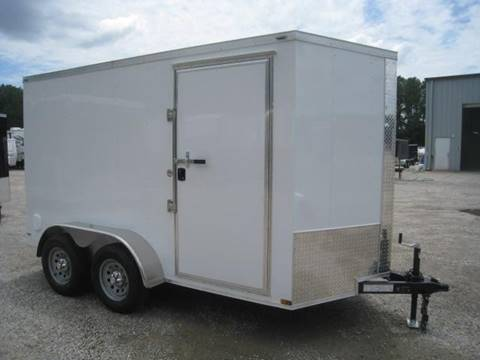 2020 Lark 6 X 12 Vnose Tandem Axle for sale in Hope Mill, NC