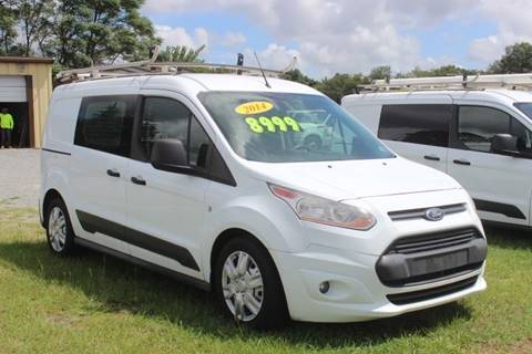 2014 Ford Transit Connect Cargo for sale in Princeton, NC