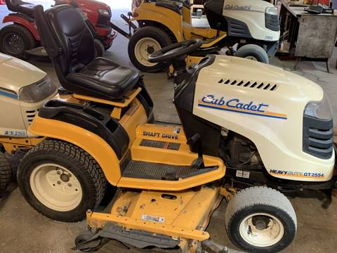 Cub Cadet GT 2554 for sale at Vehicle Network - Mills International in Kinston NC