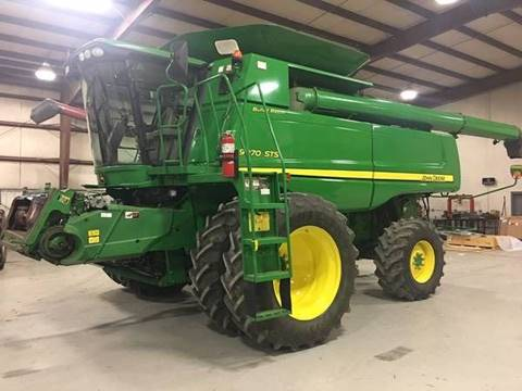 2011 John Deere 9870 STS for sale in Elizabeth City, NC
