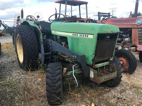 John Deere For Sale >> John Deere 850 For Sale In Thomasville Nc