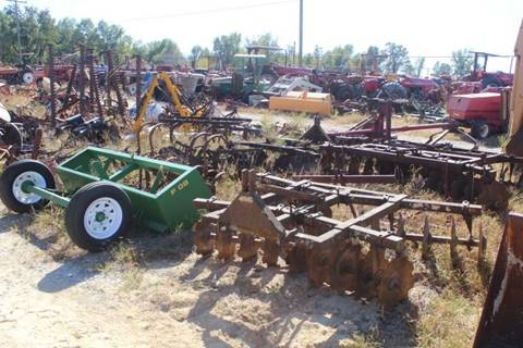 Used Implements Various Models for sale at Vehicle Network - Joe's Tractor Sales in Thomasville NC