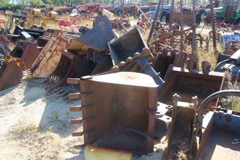 Used Buckets and Loaders Various Types and Sizes for sale at Vehicle Network - Joe's Tractor Sales in Thomasville NC