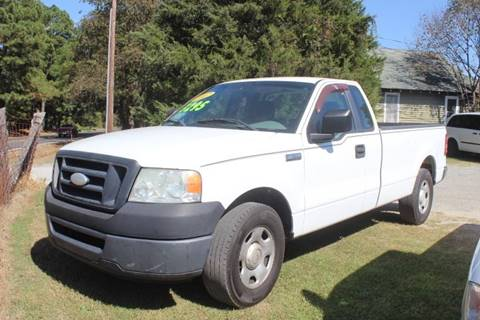 2007 Ford F-150 XL for sale at Vehicle Network - LEE MOTORS in Princeton NC