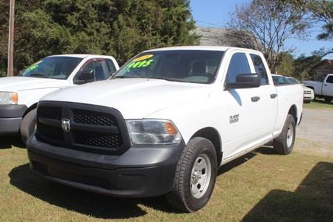 2014 RAM Ram Pickup 1500 Tradesman for sale at Vehicle Network - LEE MOTORS in Princeton NC
