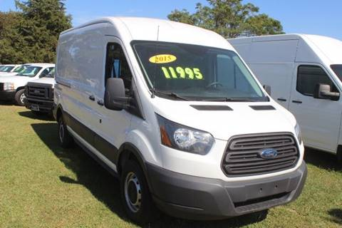 2015 Ford Transit Cargo 250 for sale at Vehicle Network - LEE MOTORS in Princeton NC