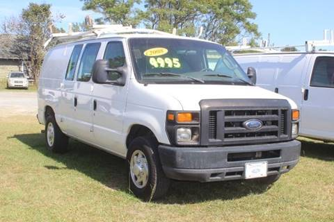 2008 Ford E-Series Cargo E-250 for sale at Vehicle Network - LEE MOTORS in Princeton NC