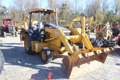 John Deere 310SG for sale in Thomasville, NC