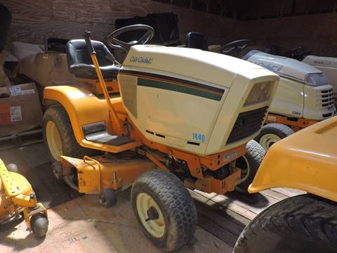 Cub Cadet 1440 for sale at Vehicle Network - Mills International in Kinston NC