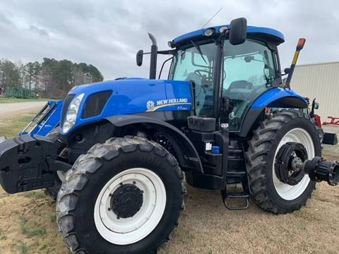 2012 New Holland T7.260 for sale at Vehicle Network - B & S Enterprises in Elizabeth City NC