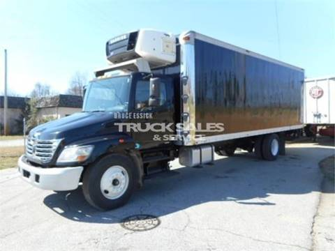 2009 Hino 338 for sale at Vehicle Network - Bruce Essick Truck Sales in High Point NC