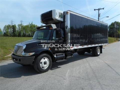 2007 International DuraStar 4300 for sale at Vehicle Network - Bruce Essick Truck Sales in High Point NC
