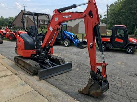 2018 Kubota KX0334R1 for sale at Vehicle Network - The Tractor Center in Raleigh NC