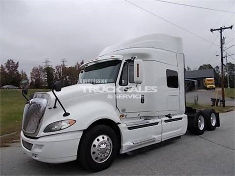 2016 International ProStar+ for sale at Vehicle Network - Bruce Essick Truck Sales in High Point NC