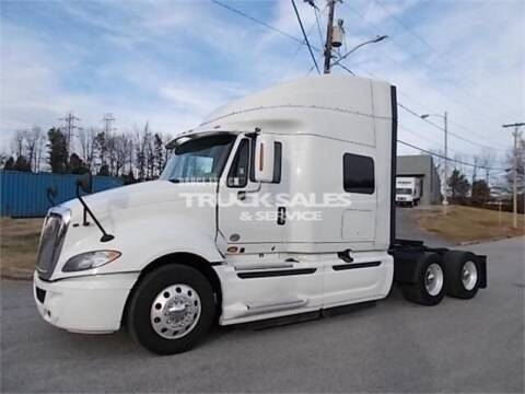2017 International ProStar+ for sale at Vehicle Network - Bruce Essick Truck Sales in High Point NC