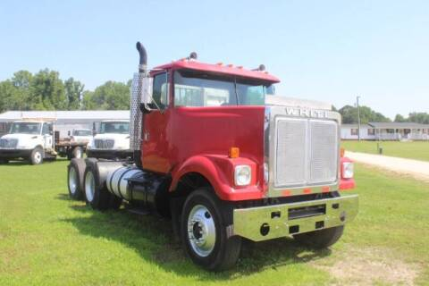 1981 White Volvo RBM for sale at Vehicle Network - Fat Daddy's Truck Sales in Goldsboro NC